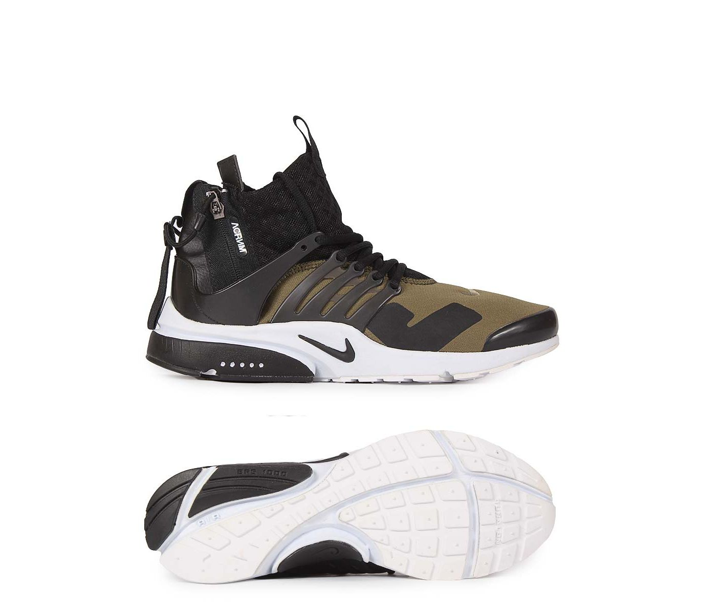 fa6f0c516208 Men s Fashion    Footwear    Lifestyle   Sports Shoes    Fasilite Air Presto  Mid - ACRONYM - Olive Green - Savers.pk - Everything you are looking for!