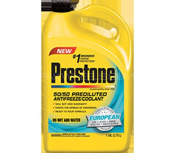 Prestone Antifreeze Fuel System Cleaner 473 ML