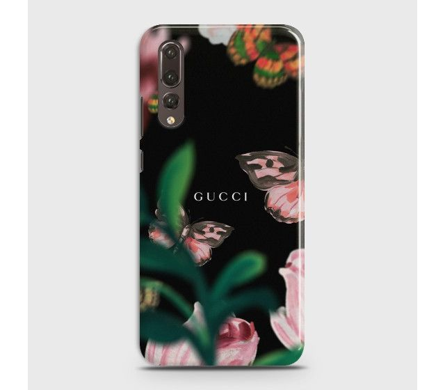pretty nice 2baef 1976a Phone Cases Huawei P20 Pro Hybrid Case (Soft) Luxury Brand GARDEN
