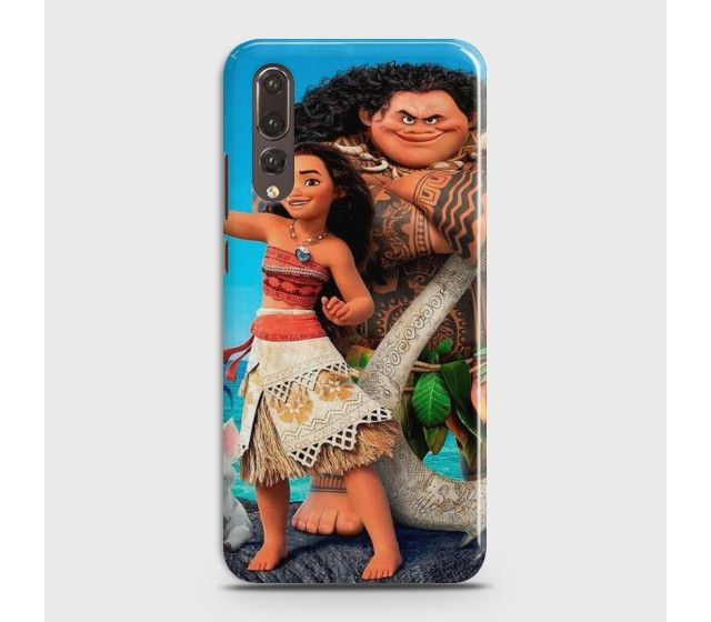 new product 3cfec 5a2d1 Phone Cases Huawei P20 Pro Hybrid Case (Soft) Disney Moana