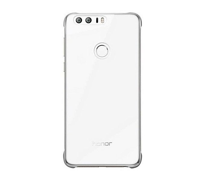 Fitoos Huawei Honor 8 Jelly Back Cover - Transparent