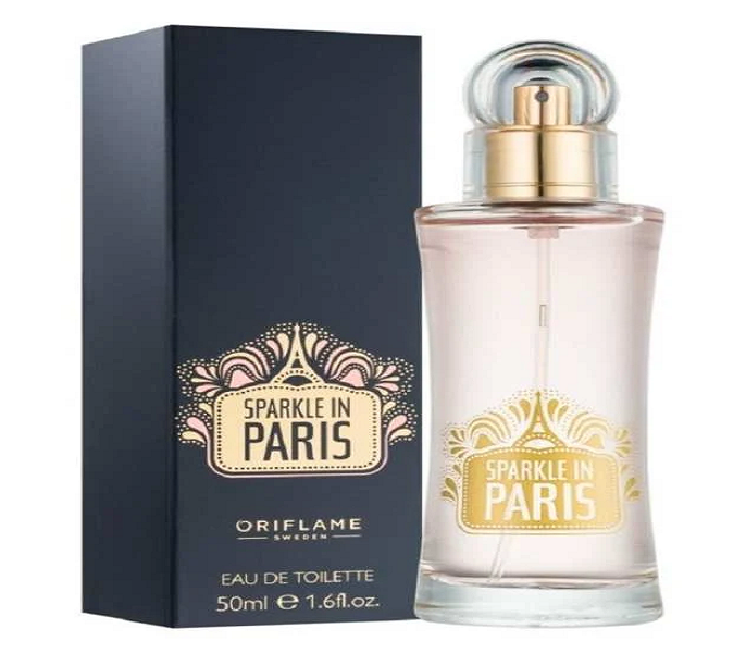 774150efe Health & Beauty :: Perfumes :: For Women :: Oriflame Sweden Sparkle In Paris  Eau De Toilette - 100ml - Savers.pk - Everything you are looking for!