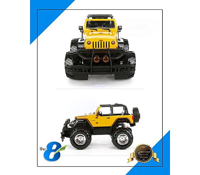 Kid S Store Toys Games The8pm 1 14 Rc Jeep Remote Control