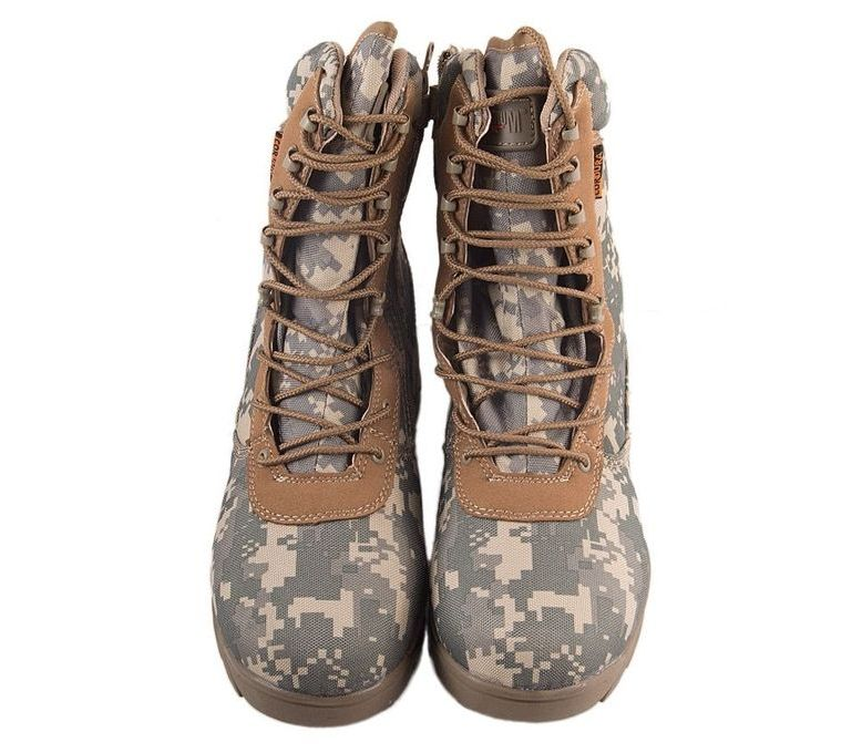 Men s Fashion    Footwear    Boots    Magnum Digital camouflage jungle  boots desert boots outdoor mountaineering boots – Grey camo - Savers.pk -  Everything ... cc40c849b2a