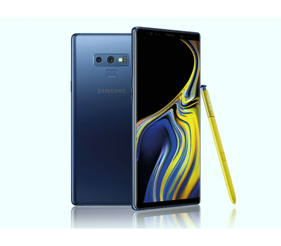 Image result for Samsung Galaxy Note 9 (6GB, 128GB) With Official Warranty